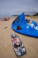 Kiteboarding Gear Orewa Beach New Zealand