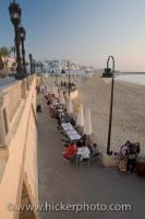 La Caleta Beach Cafe Cadiz City Andalusia