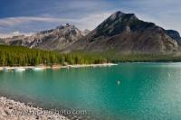 Situated 15kms from the town of Banff, Alberta, Lake Minnewanka is the longest lake in Banff National Park of Canada stretching to over 20 kilometres.