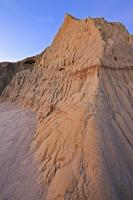 Scenic Landscape Formation Badlands