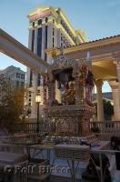 One of the most famous resorts in Las Vegas, Nevada is Caesars Palace Hotel and Casino.