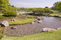 The Nikka Yuko Japanese Garden located at the Henderson Lake Park in Lethbridge, Alberta is a wonderful place to spend some vacation time.
