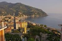 The gateway to the Cinque Terre, the town of Levanto is a popular tourist destination in Liguria, Italy.