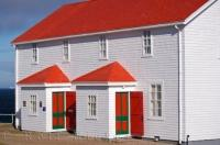 Lightkeepers Building Historic Site Southern Labrador
