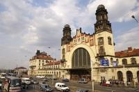 The Main Train Station in the downtown area of Prague is the busiest railway station in the Czech Republic and is ideally located a short walking distance to Wenceslas Square.