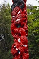 Maori Carving Picture