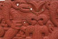 Maori Culture Wood Carvings