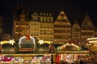 One of the busiest Christmas markets you can visit in Germany is the