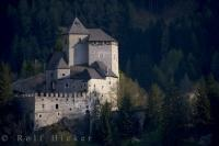The medieval Reifenstein Castle is a very interesting castle to visit while in South Tirol in Italy, Europe.