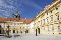 Melk Benedictine Abbey Stift Monastery Wachau Valley Lower Austria
