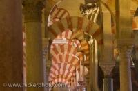 Mesquita Interior Design Cordoba Andalusia Spain