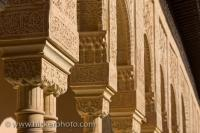 Moorish Architecture La Alhambra Granada Spain