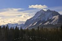 Mount Kidd Kananaskis Country