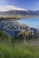 The Coastal town of Kaikoura is a popular holiday destination situated on the South Island of New Zealand.