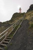 Steep Climb Cape Palliser Lighthouse