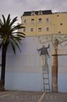 Nice Wall Mural Picture Cote D Azur France
