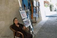 old greek woman