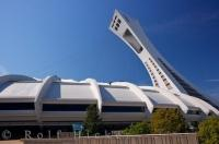 Olympic Park Montreal Tourist Attractions Quebec