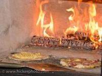 Outdoor Pizza Oven Christmas Markets Regensburg