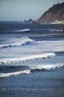 Beautiful Pacific Ocean Scenery Oregon