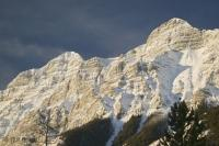 The Kananaskis Country is known for its winter activities like skiing, it is most beautiful after some fresh snow.