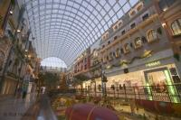 Indoor Picture of the West Edmonton Mall in Edmonton Alberta, Canada