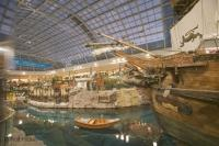 Photo of one of the many west edmonton shopping mall theme parks