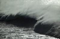 One of my pictures of waves along the Oregon Coast at Cannon Beach seen from Ecola State Park, USA.