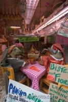 Piglets Dinner Party Florence Italy Meat Shop