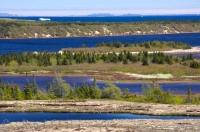 Pinware River Mouth Islands Southern Labrador
