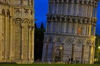 A fascinating piece of architecture which was intended to stand vertically, the famous Leaning Tower is situated in the Piazza del Duomo in city of Pisa, Tuscany, Italy.