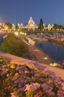 Victoria Harbor is a great location for one of those weekend British Columbia getaways