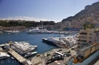 Luxury yachts find Port Hercule Marina in Monte Carlo, Monaco, Europe one of the most magnificent places to moor and enjoy their vacation.