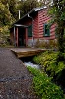 Power Station Dawson Falls Taranaki
