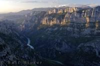The Grand Canyon du Verdon is a popular travel destination in the Alpes de Haute region of the Provence in France.
