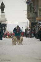 Carnaval de Quebec, Dogsled Race