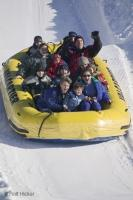 Quebec Snow Rafting