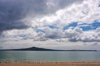 Rangitoto Island Mission Bay New Zealand
