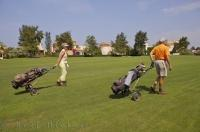 Recreational Golf Oliva Nova Spain