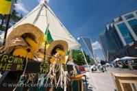 Summer Markets City Of Regina Saskatchewan Canada