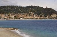 The picturesque town of Noli in Liguria, Italy is a seaside town on the Riviera di Ponente.