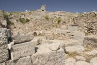Ancient Thira is a popular travel location