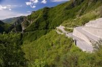 Scenic Road Vallee Bevera France Picture