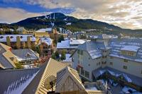 Whistler Mountain Ski Resort Village