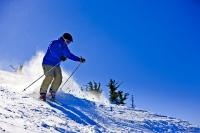 Skiing Conditions Whistler British Columbia Canada