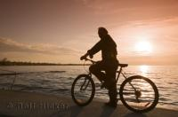 Simcoe Lake in Ontario Canada is the perfect location for many leisure activities during family biking vacations.