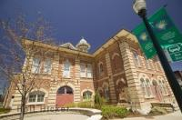 The Orangeville Opera House in Ontario, Canada is a popular gathering place for locals and visitors alike.