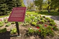 Gage Park is located in the historic downtown district of Brampton in Ontario, Canada.