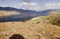 Set in the interior of British Columbia is Kamloops lake the perfect destination for a lakeside family vacation in Canada.