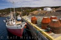 St Lunaire Griquet Crab Fishing Newfoundland